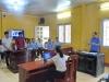 Viện kiểm sát nhân dân huyện Lâm Bình phối hợp tổ chức phiên tòa rút kinh nghiệm.