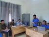 Viện kiểm sát nhân dân huyện Sơn Dương trực tiếp kiểm sát thi hành án hình sự tại 05 xã trên địa bàn huyện.